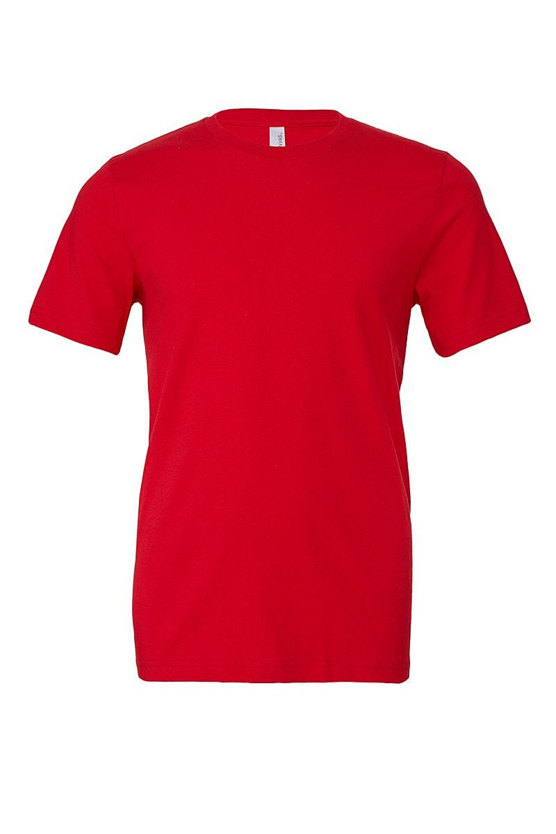 Bella Canvas Perfect T-Shirt in Red (Product Code: CA3001)