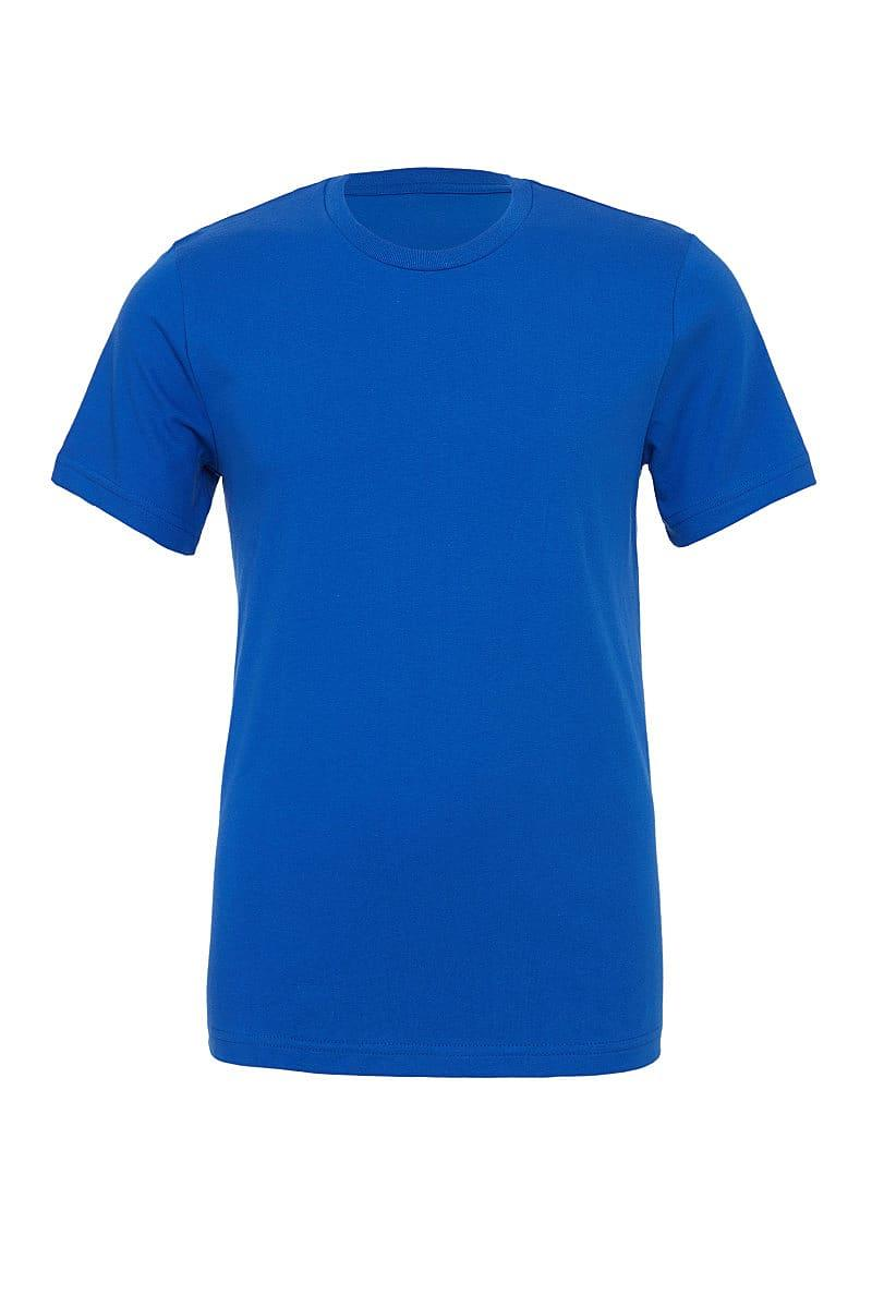 Bella Canvas Perfect T-Shirt in True Royal (Product Code: CA3001)