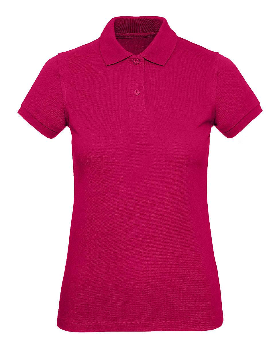 B&C Womens Inspire Polo Shirt in Sorbet (Product Code: PW440)