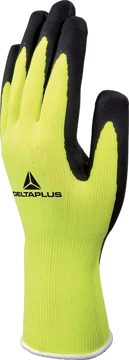 Delta Plus Apollon Gloves in Yellow / Black (Product Code: APOLLON)