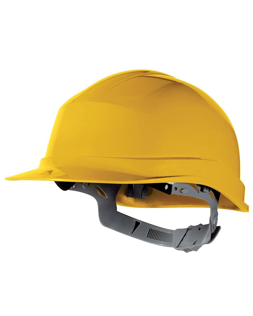 Delta Plus Zircon Hard Hat in Yellow (Product Code: ZIRCON)
