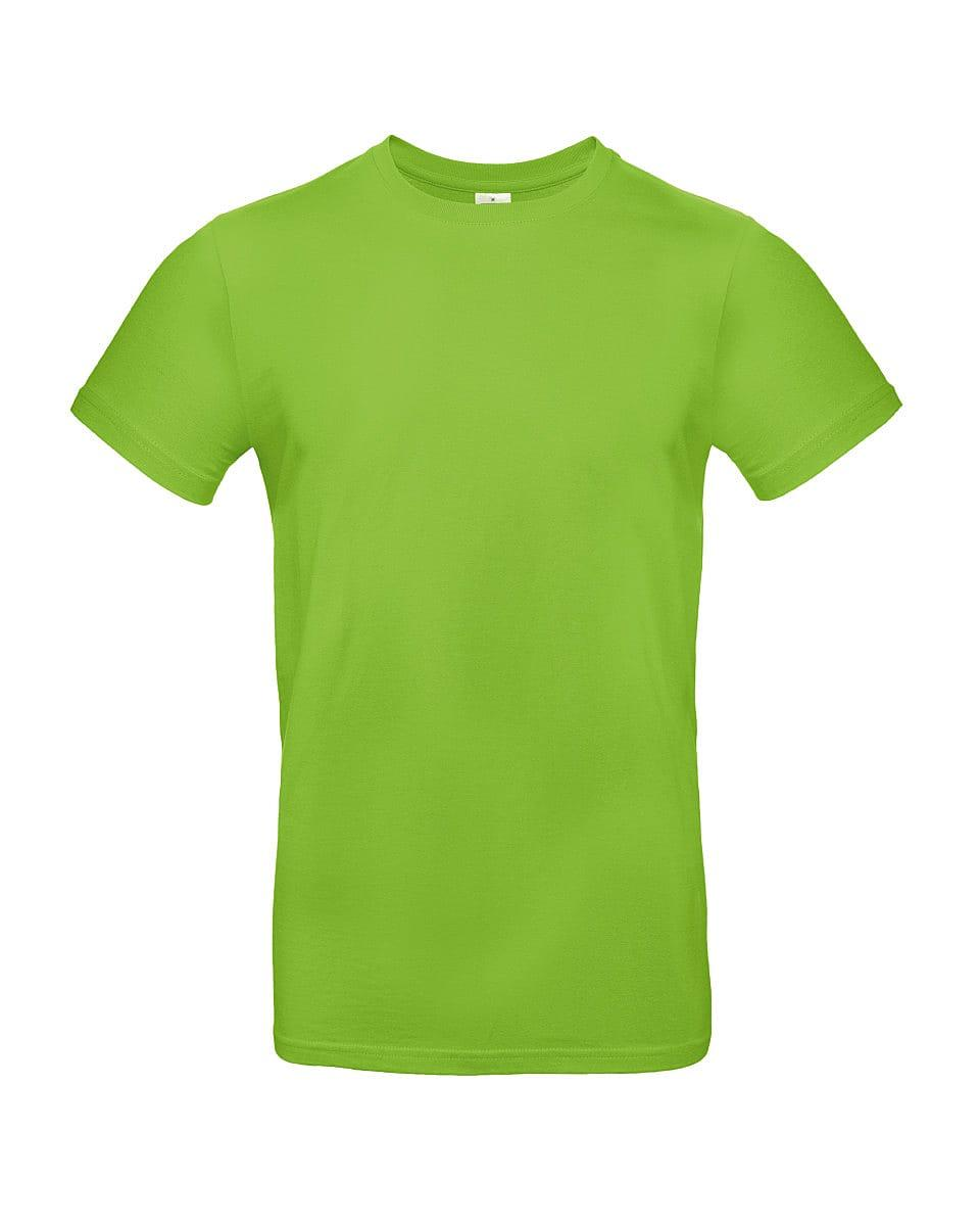 B&C Mens E150 T-Shirt in Orchid Green (Product Code: TU01T)
