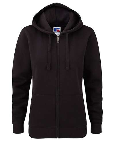 Russell Womens Authentic Zipped Hoodie