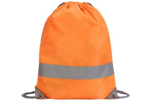 Shugon Hi-Vis Stafford Drawstring Tote Bag