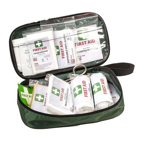 Portwest Vehicle First Aid Kit 8