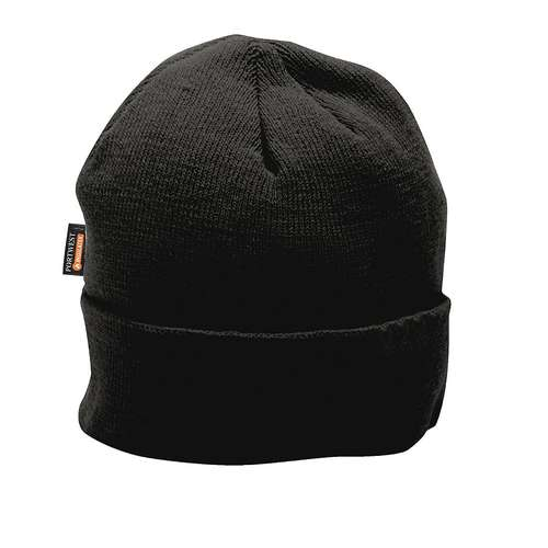 Portwest Knit Beanie Cap Insulatex Lined