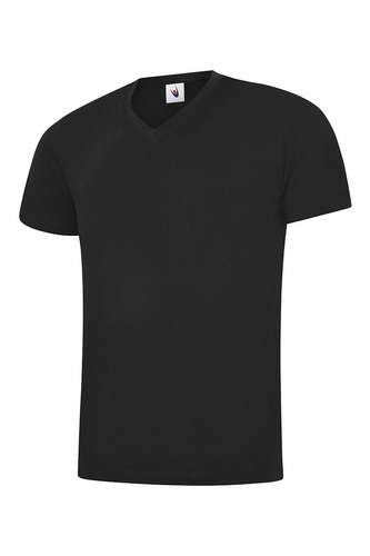 Uneek 180GSM Classic V-Neck T-Shirt