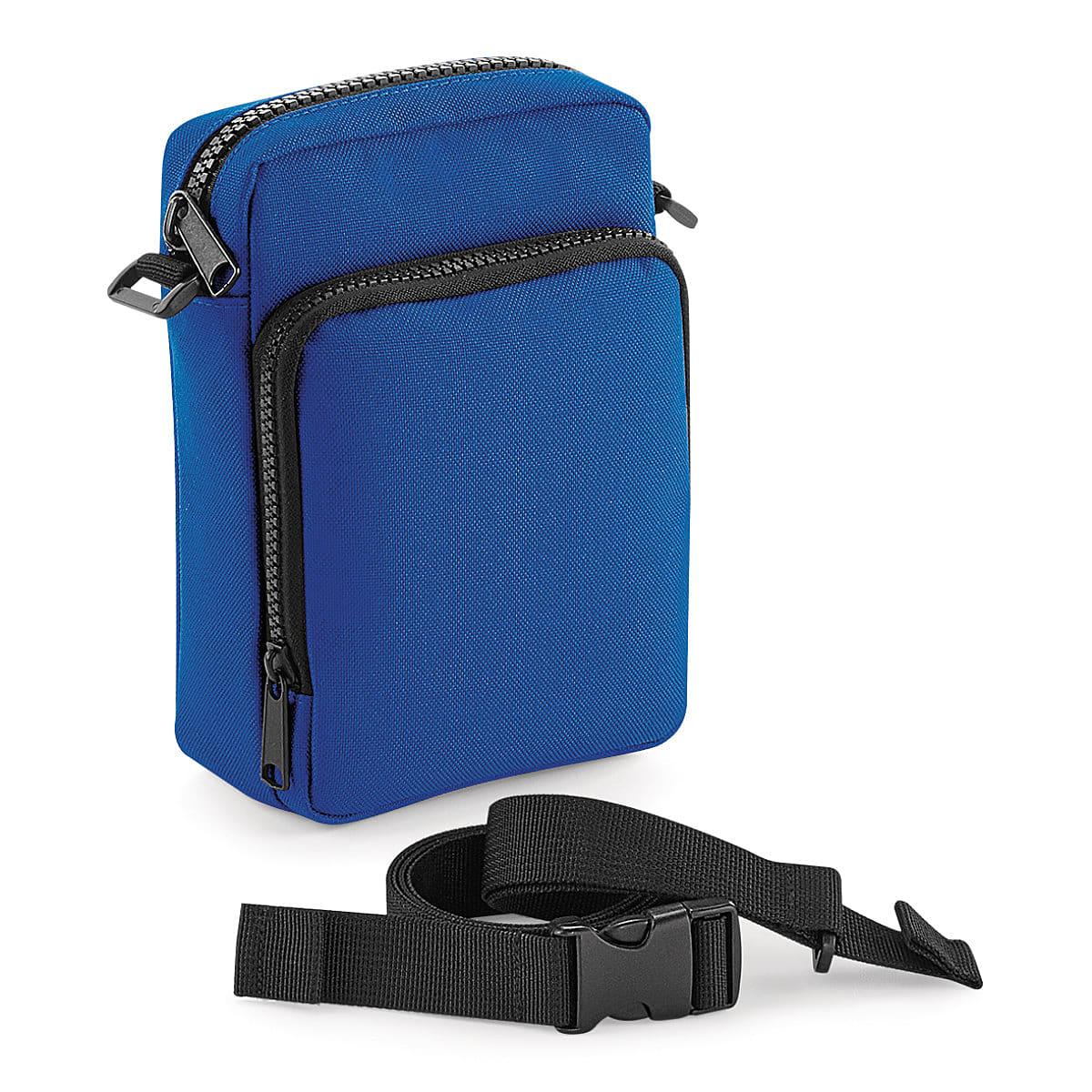 Bagbase Modulr 1 Litre Multipocket in Bright Royal (Product Code: BG241)