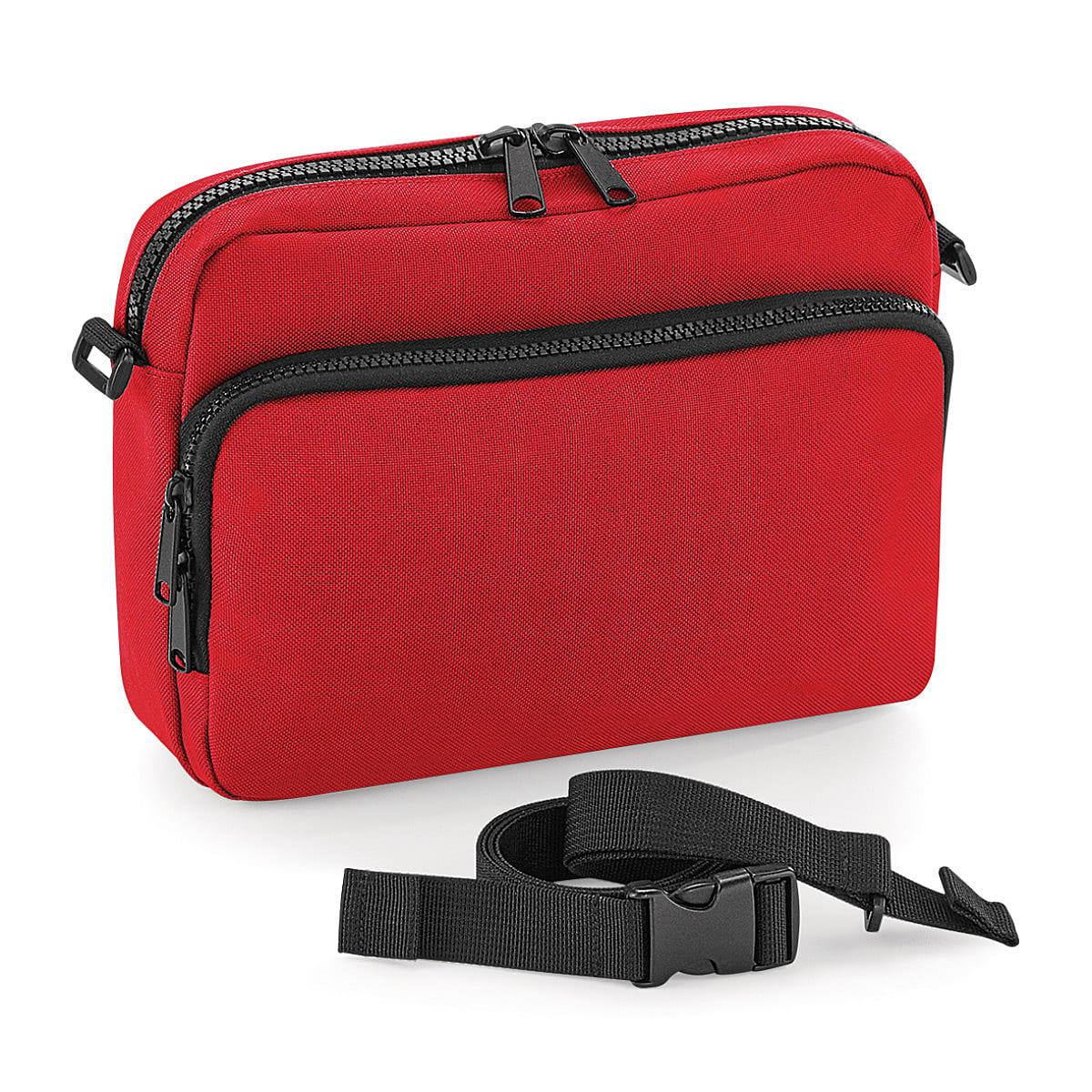 Bagbase Modulr 2 Litre Multipocket in Classic Red (Product Code: BG242)