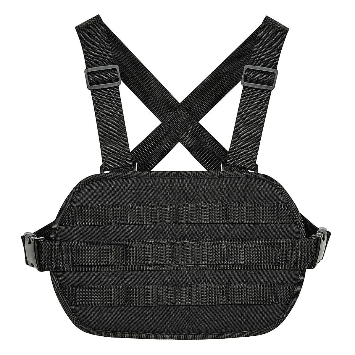Bagbase Modulr Chest Rig in Black (Product Code: BG245)