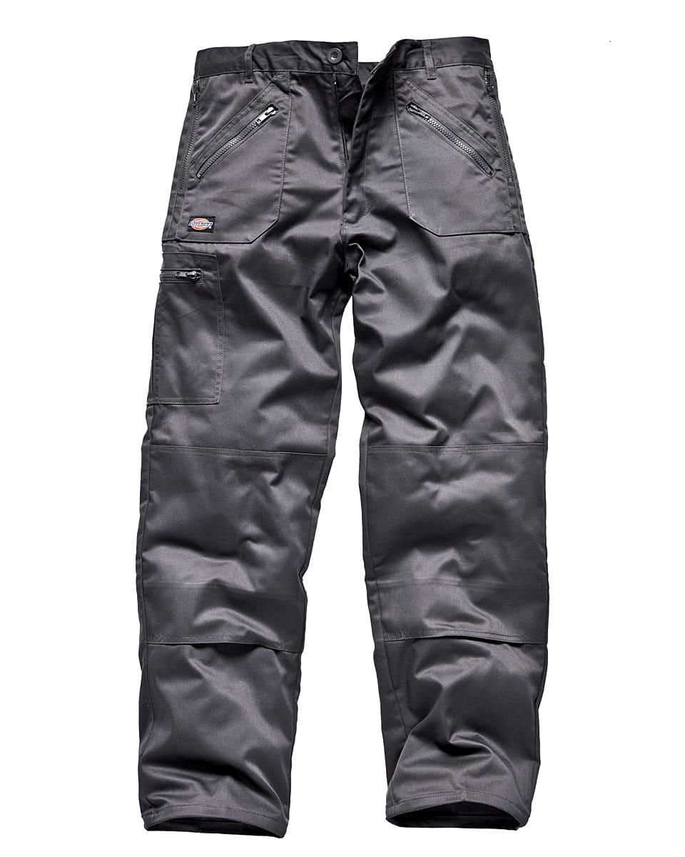 Dickies Redhawk Action Trousers (Short) in Grey (Product Code: WD814S)