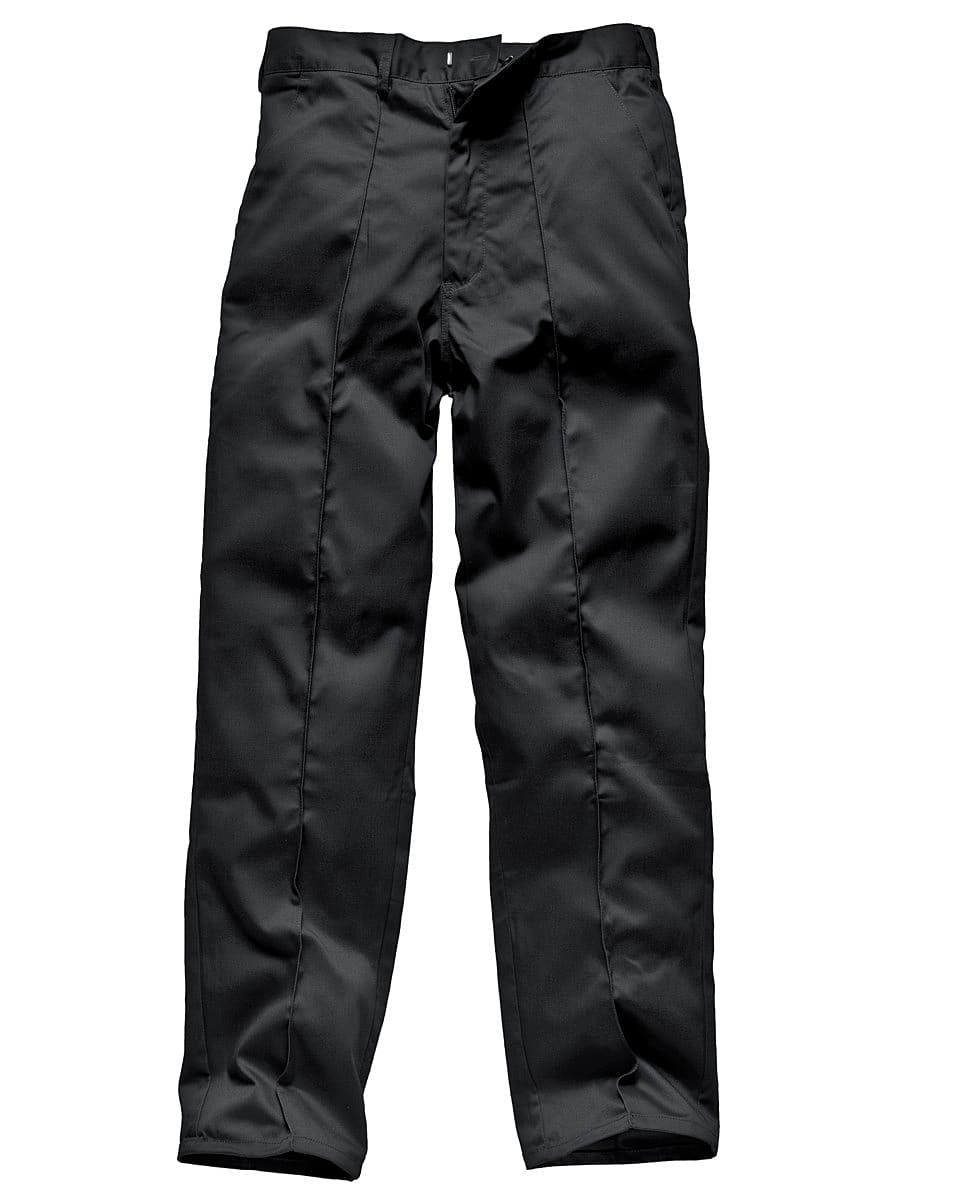 Dickies Redhawk Trousers (Tall) in Black (Product Code: WD864T)