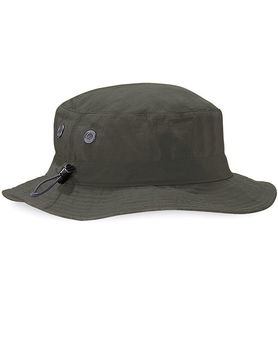 Beechfield Cargo Bucket Hat in Olive (Product Code: B88)
