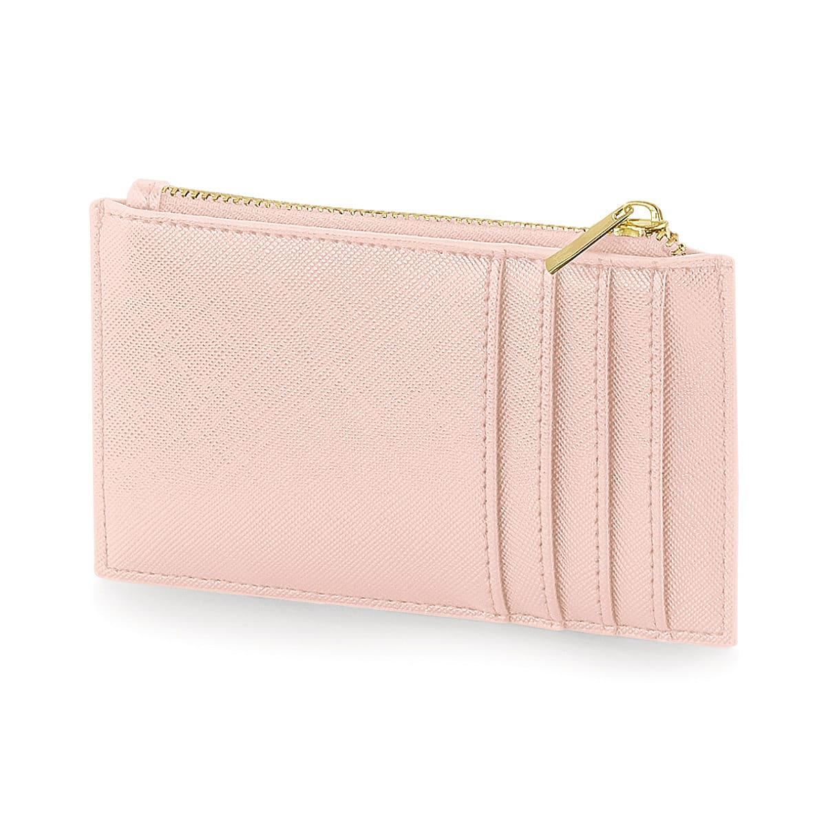 Bagbase Boutique Card Holder in Soft Pink (Product Code: BG754)