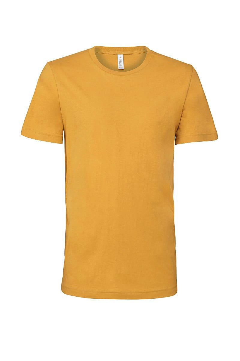 Bella Canvas Perfect T-Shirt in Mustard (Product Code: CA3001)