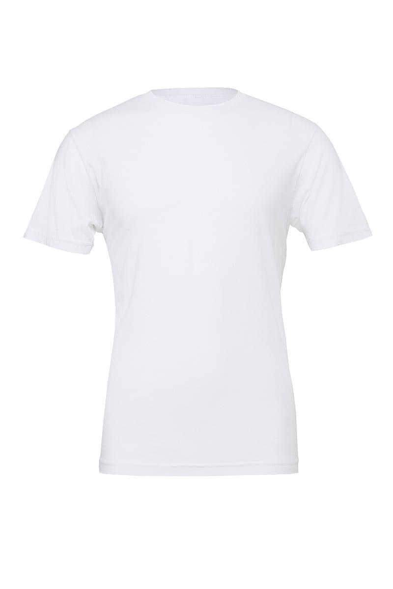 Bella Canvas Perfect T-Shirt in White (Product Code: CA3001)