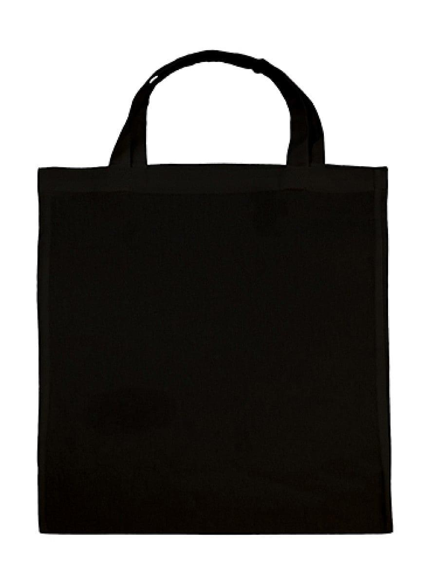 Jassz Bags Budget Promo Bag Short-Handle in Black (Product Code: JB1003842SH)