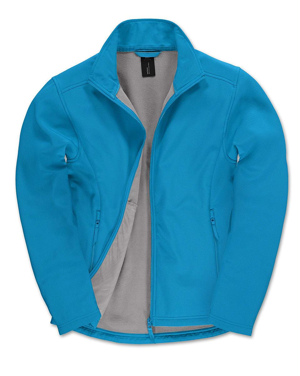B&C Mens ID.701 Softshell Jacket in Atoll (Product Code: JUI62)