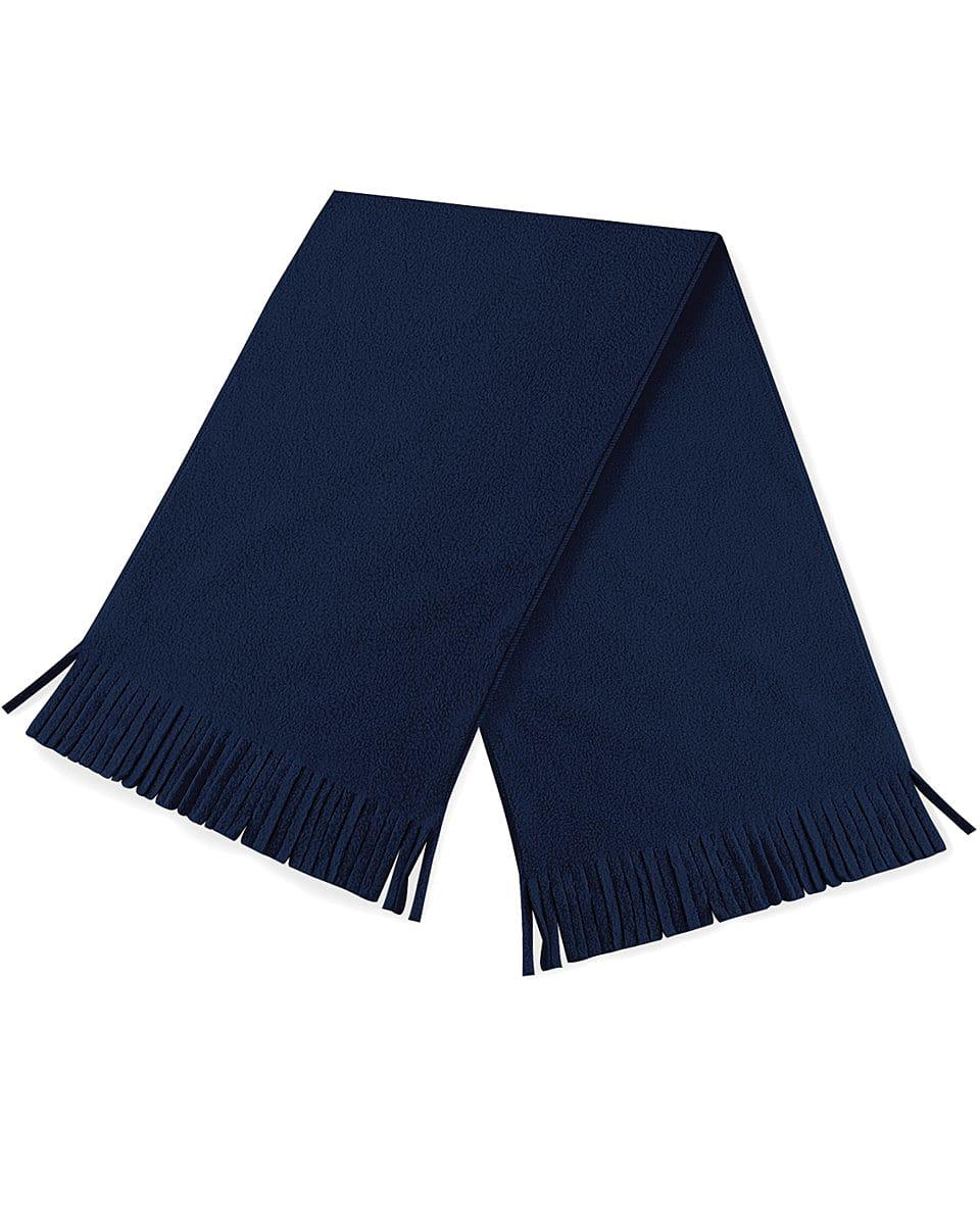 Beechfield Suprafleece Dolomite Scarf in French Navy (Product Code: B291)