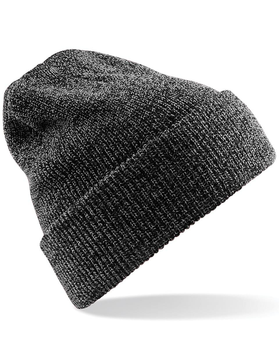 Beechfield Heritage Beanie Hat in Antique Grey (Product Code: B425)