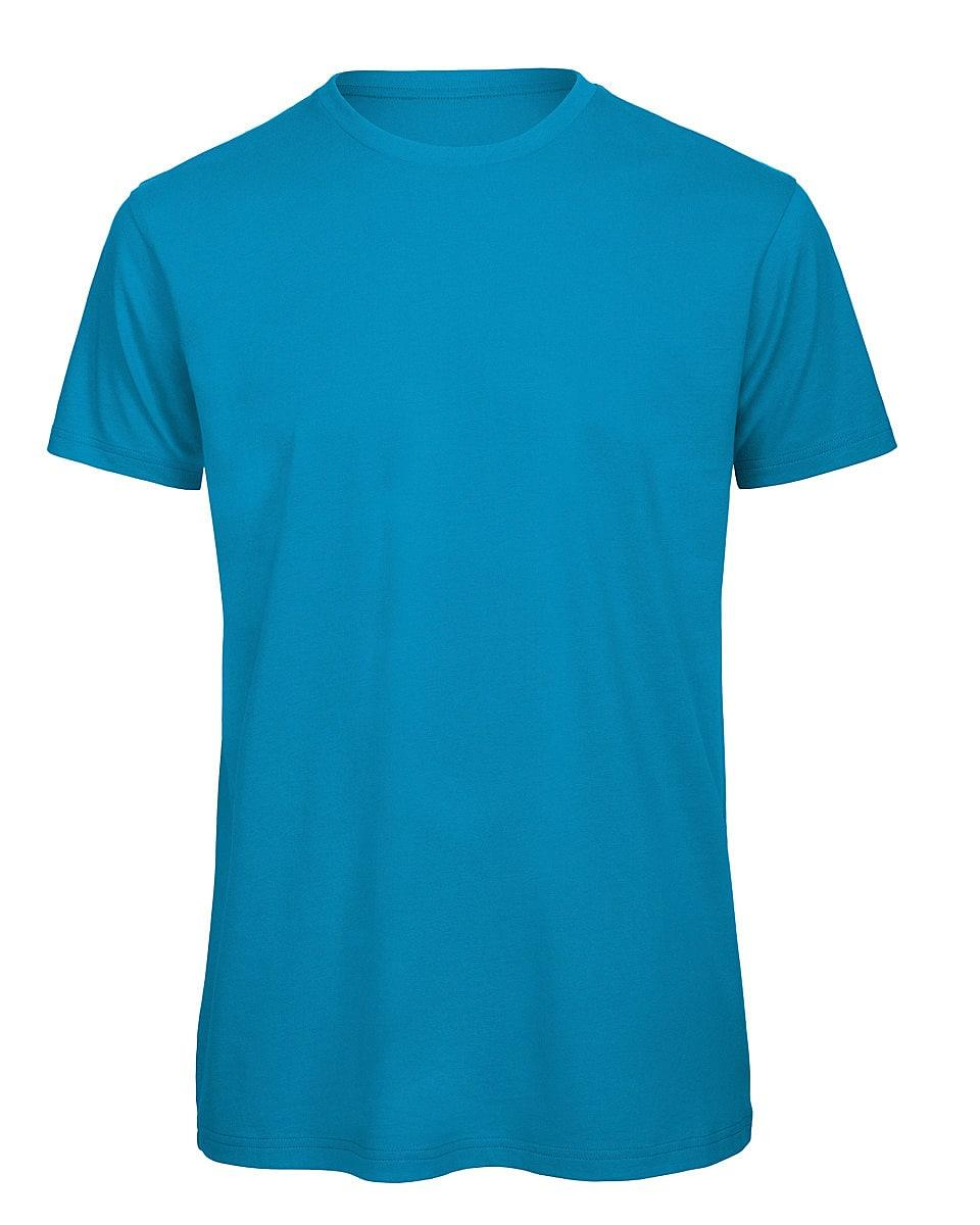 B&C Mens Inspire Crew T-Shirt in Atoll (Product Code: TM042)
