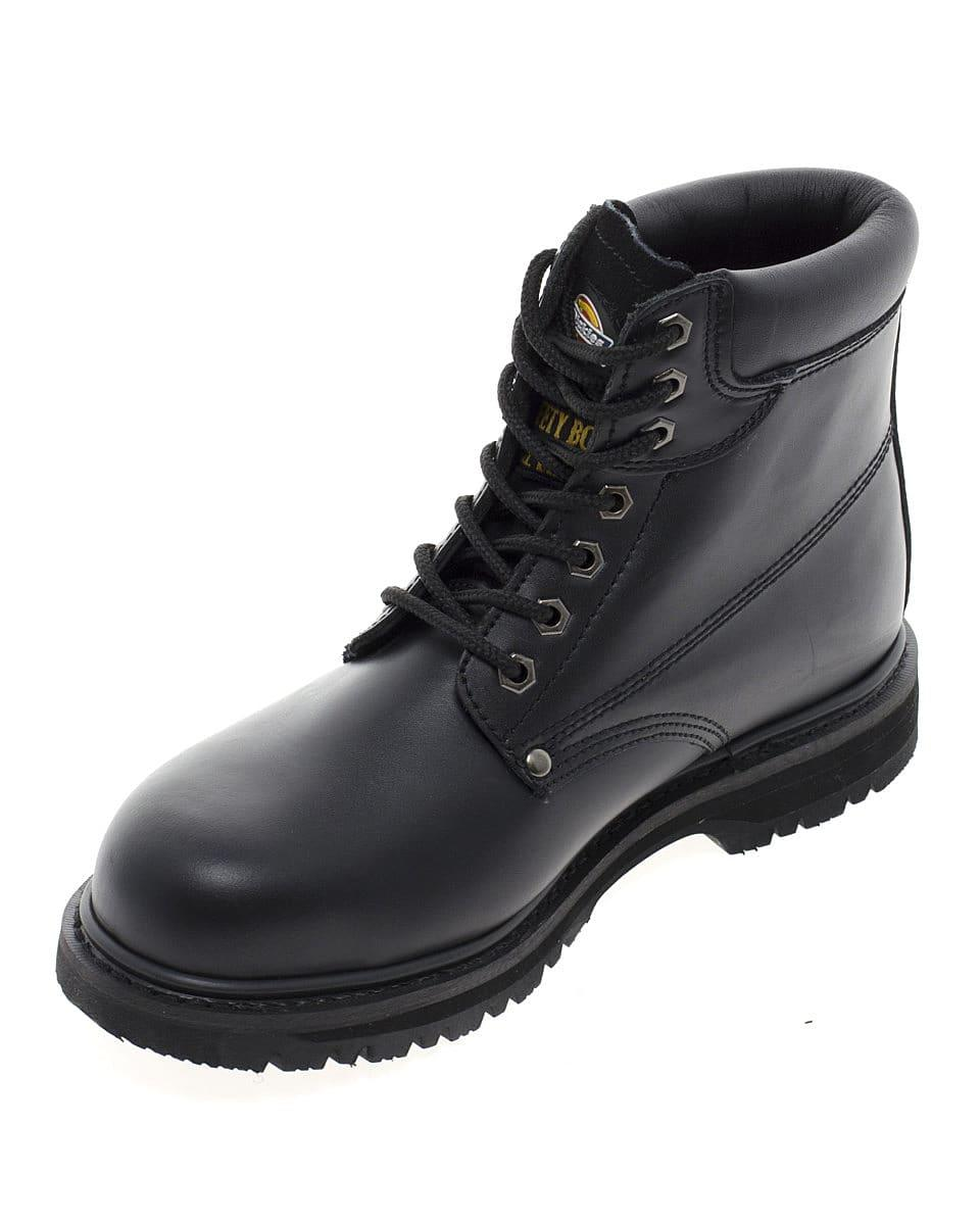 Dickies Cleveland Super Safety Boots in Black (Product Code: FA23200)