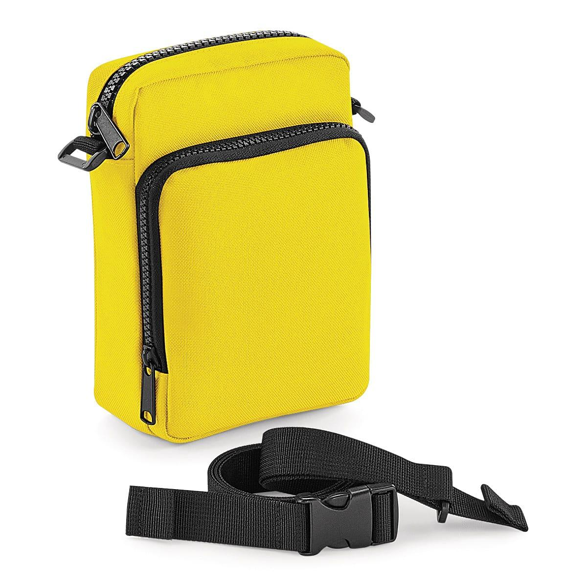 Bagbase Modulr 1 Litre Multipocket in Yellow (Product Code: BG241)