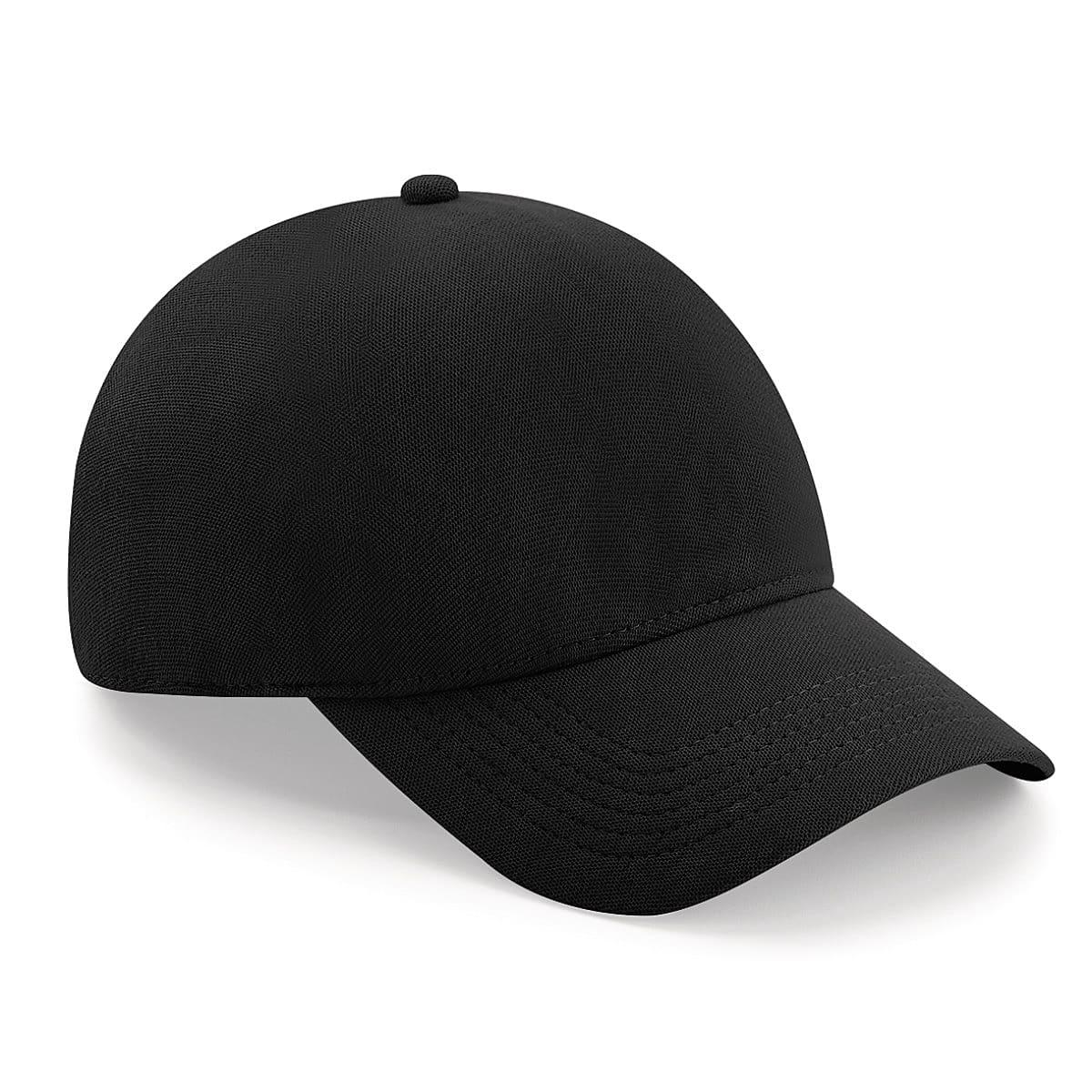 Beechfield Seamless Waterproof Cap in Black (Product Code: B550)