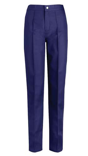 Alexandra Womens Flat Front Trousers