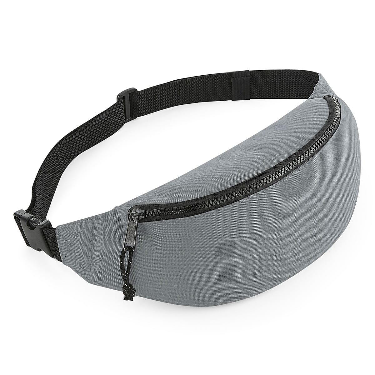 Bagbase Recycled Waistpack in Pure Grey (Product Code: BG282)