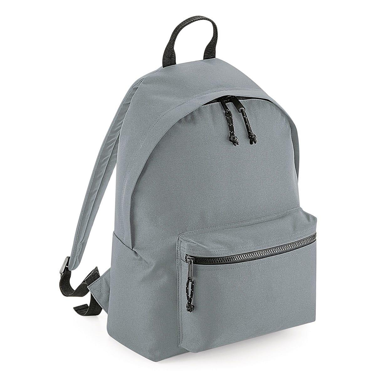 Bagbase Recycled Backpack in Pure Grey (Product Code: BG285)