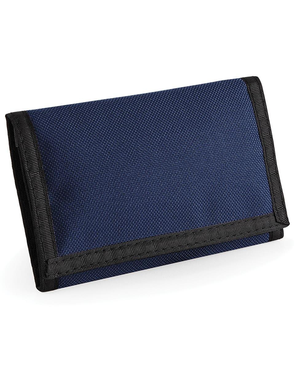 Bagbase Ripper Wallet in French Navy (Product Code: BG40)