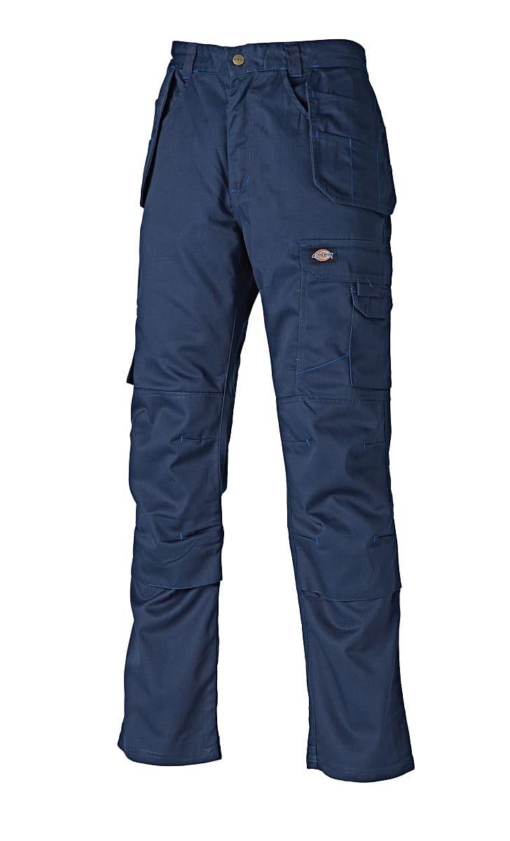 Dickies Redhawk Pro Trousers (Long) in Navy Blue (Product Code: WD801L)