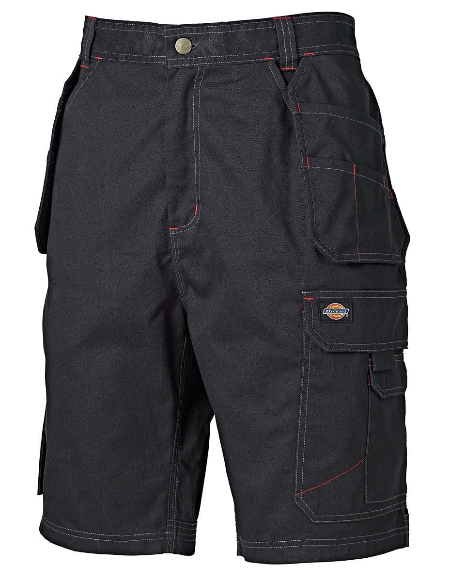 Dickies Redhawk Pro Shorts in Black (Product Code: WD802)