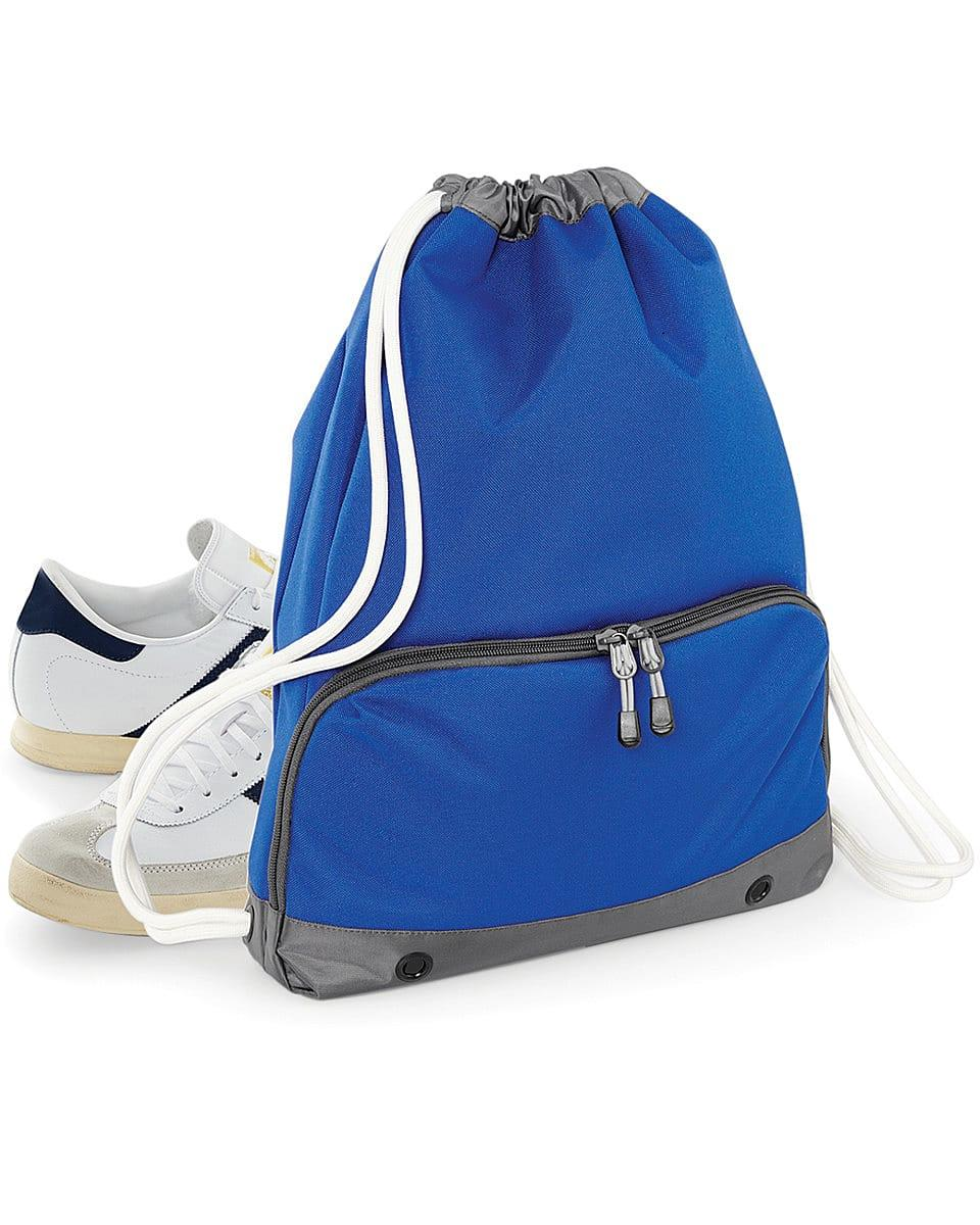 Bagbase Athleisure Gymsac in Bright Royal (Product Code: BG542)