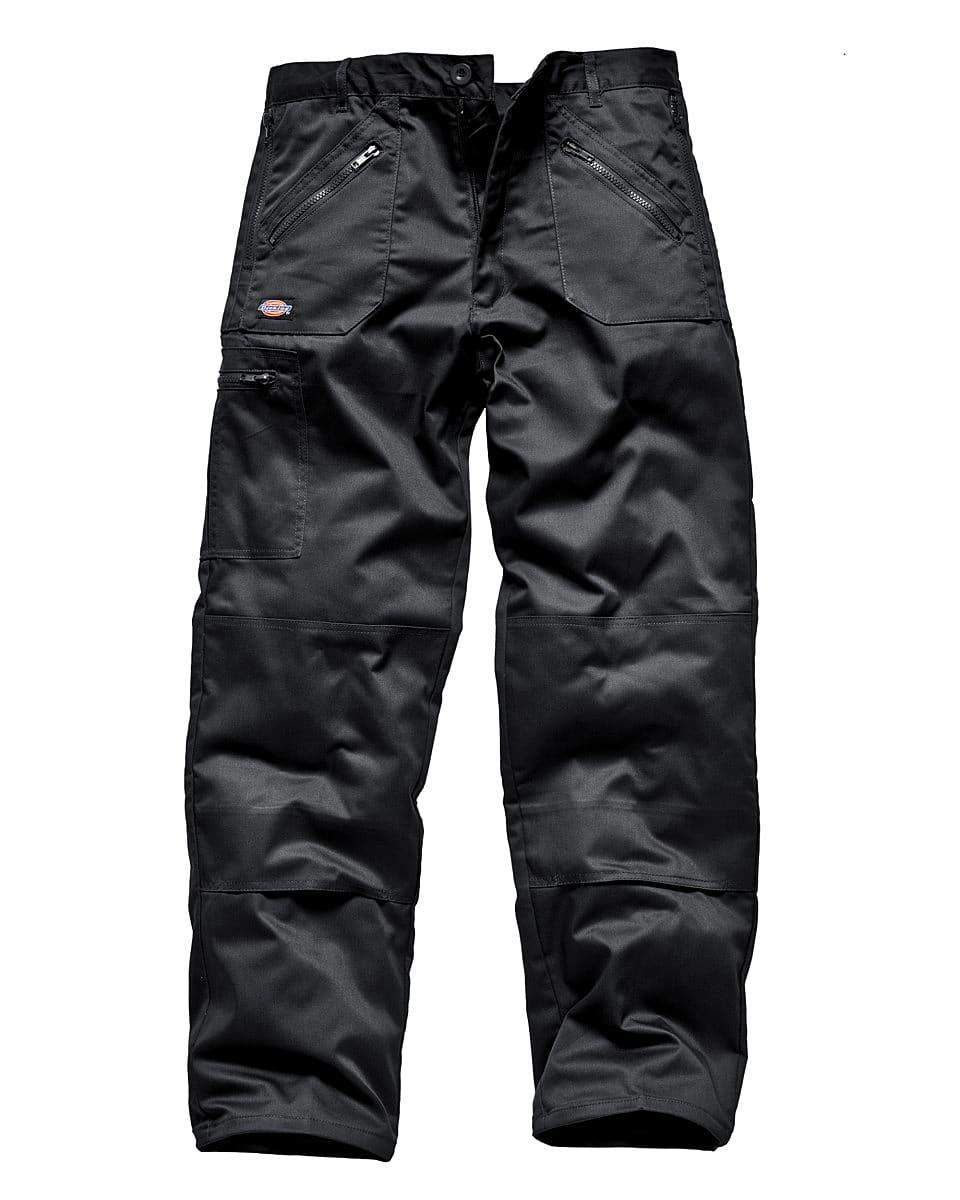 Dickies Redhawk Action Trousers (Tall) in Black (Product Code: WD814T)