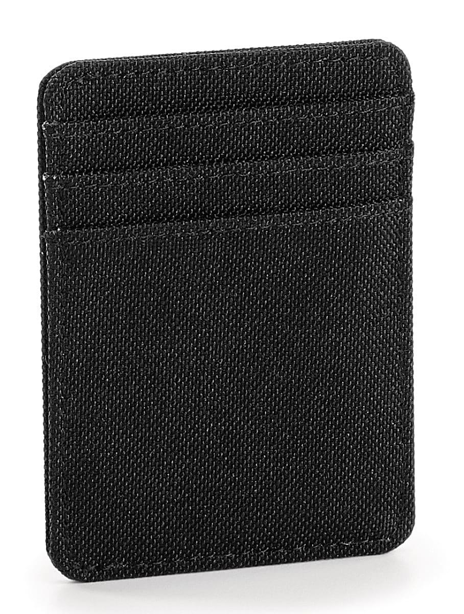 Bagbase Bagsbase Essential Card Slip in Black (Product Code: BG59)