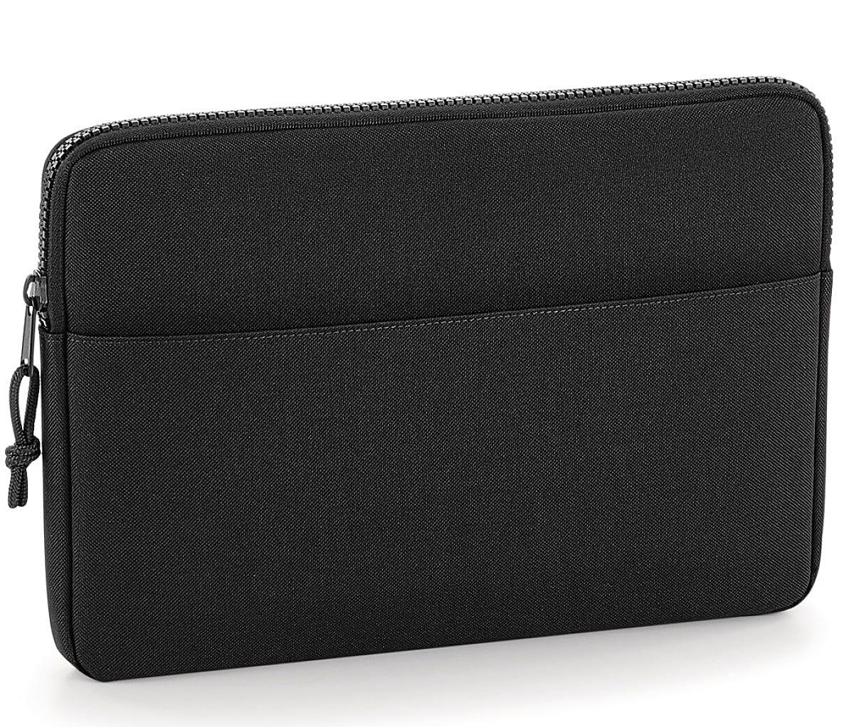 "Bagbase Essential 15"" Laptop Case in Black (Product Code: BG68)"