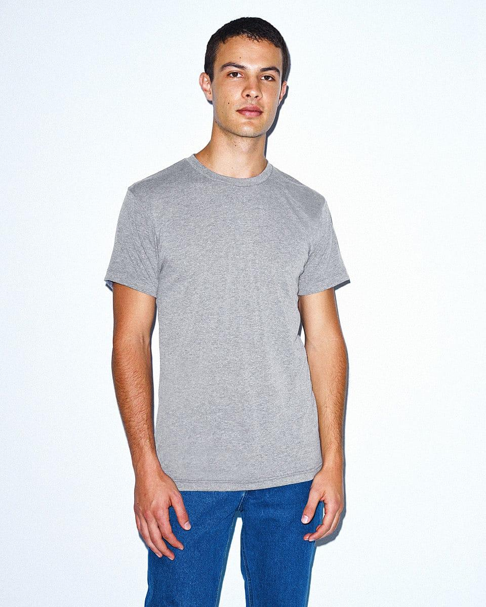 American Apparel Adult Triblend T-Shirt in Athletic Grey (Product Code: TR401W)