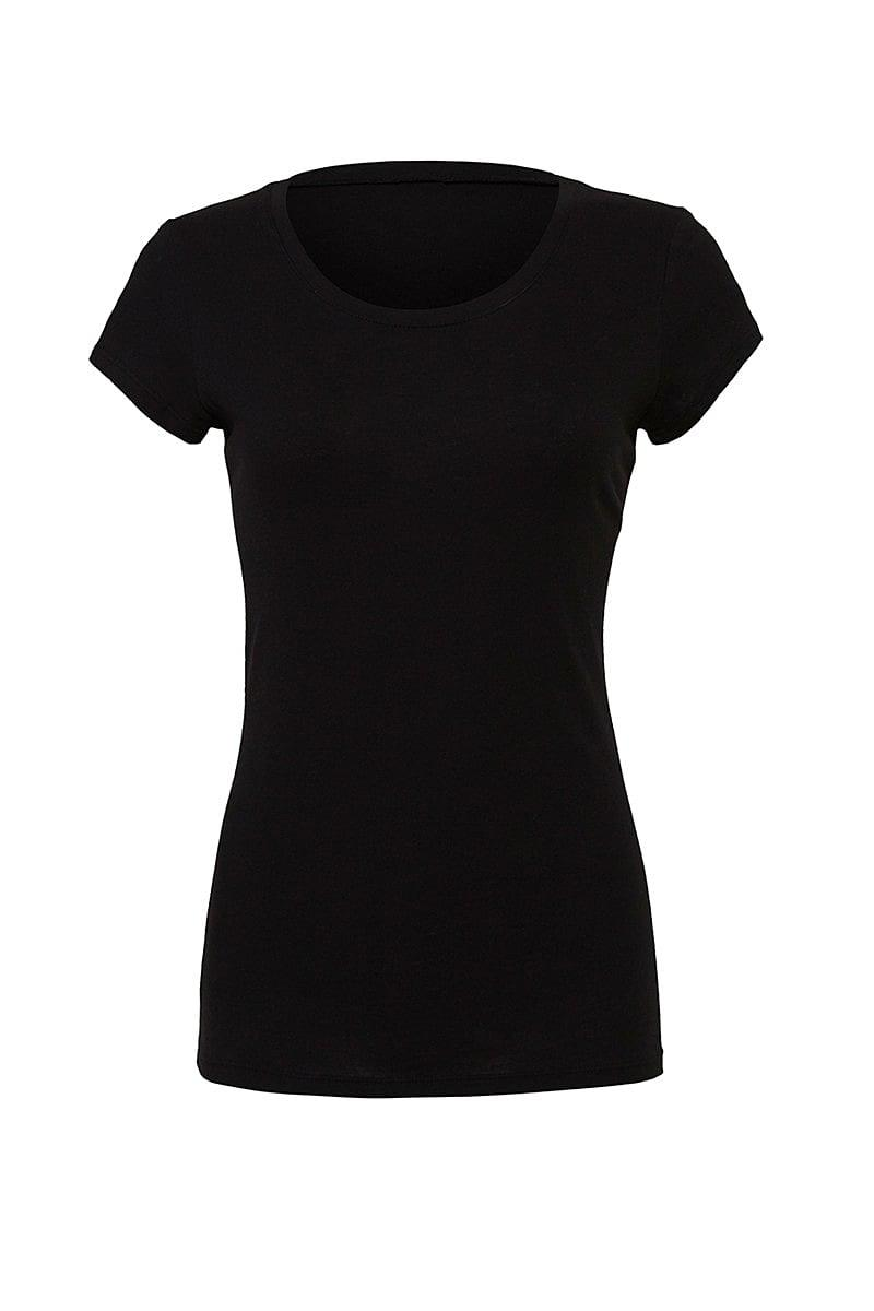 Bella The Favourite T-Shirt in Black (Product Code: BE6004)
