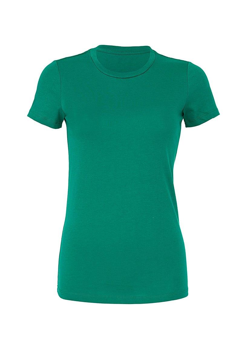 Bella The Favourite T-Shirt in Kelly Green (Product Code: BE6004)