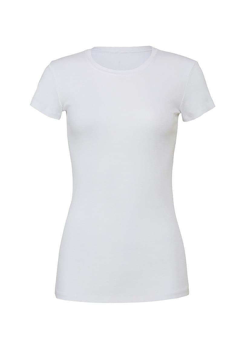 Bella The Favourite T-Shirt in White (Product Code: BE6004)