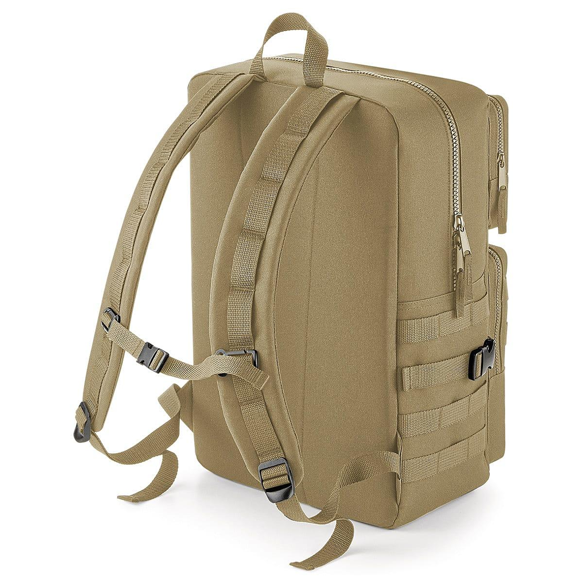 Bagbase Molle Tachtical Backpack in Desert Sand (Product Code: BG848)