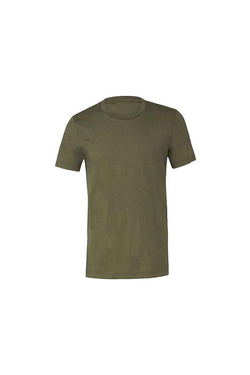 Bella Canvas Perfect T-Shirt in Military Green (Product Code: CA3001)