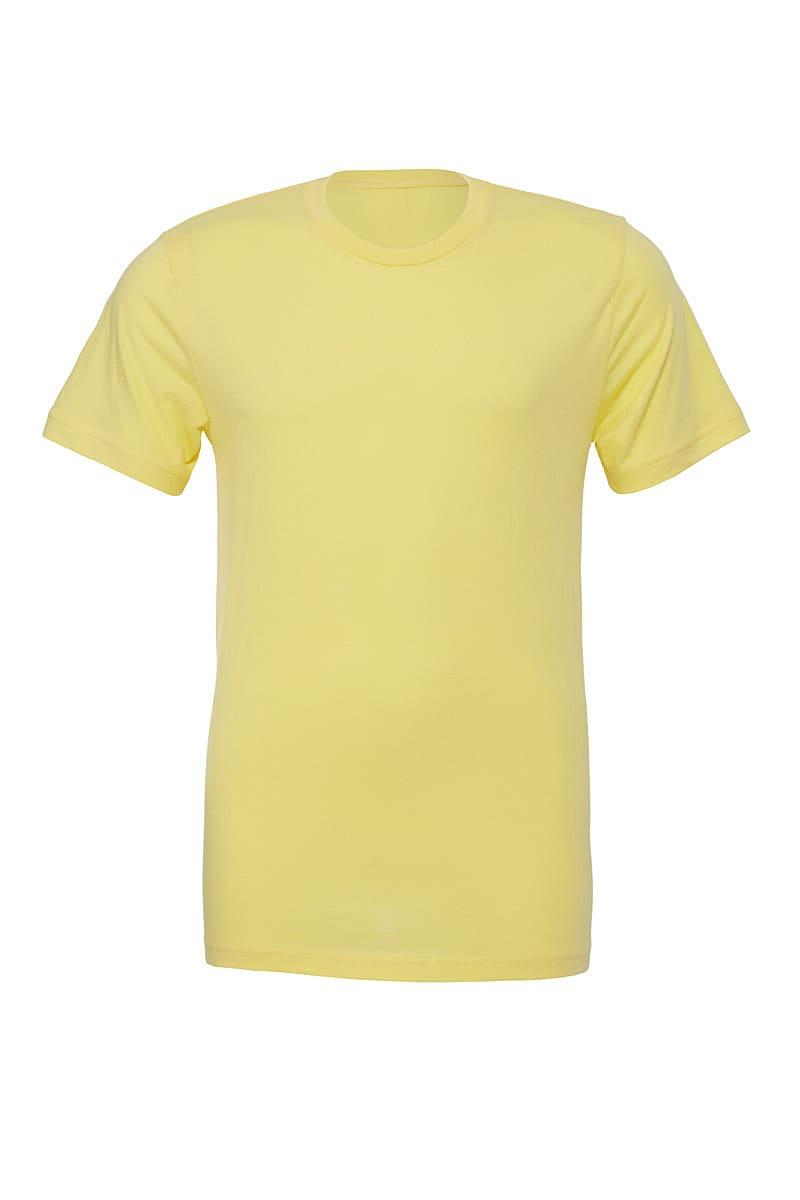Bella Canvas Perfect T-Shirt in Yellow (Product Code: CA3001)