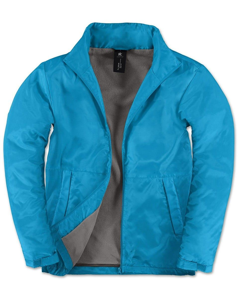 B&C Mens Multi - Active Jacket in Atoll (Product Code: JM825)