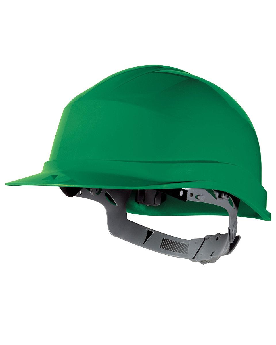 Delta Plus Zircon Hard Hat in Green (Product Code: ZIRCON)