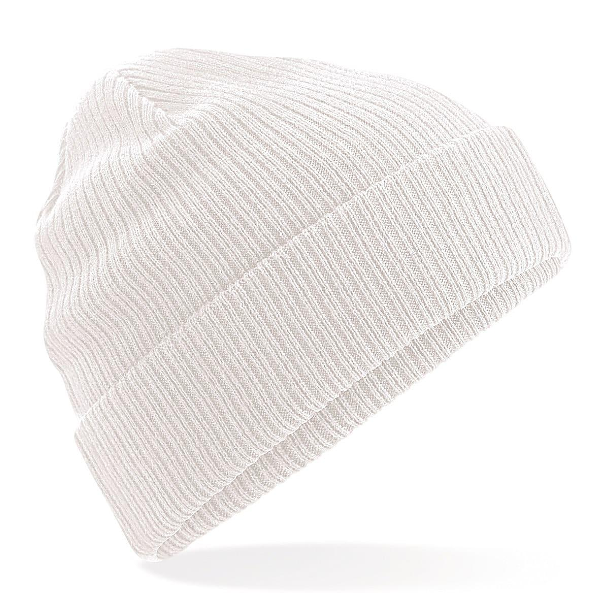 Beechfield Organic Cotton Beanie Hat in Sand (Product Code: B50)