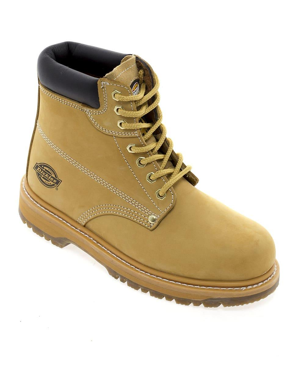 Dickies Cleveland Super Safety Boots in Honey (Product Code: FA23200)