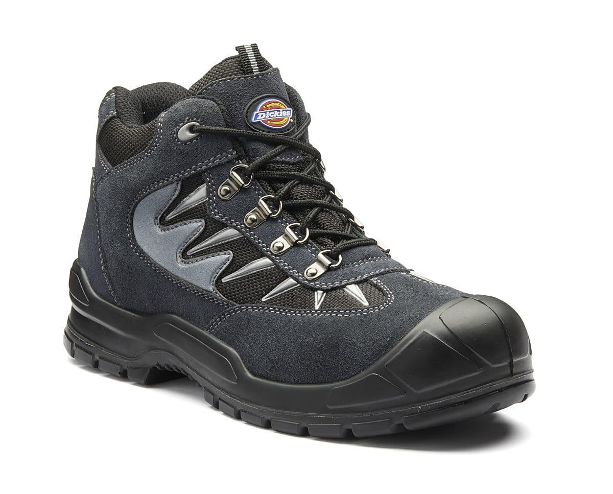 Dickies Storm II Safety Boots in Grey (Product Code: FA23385S)